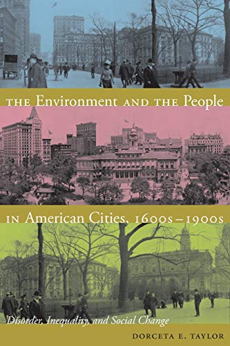 The environment and the people in American cities