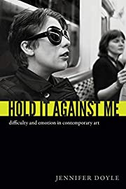 Hold It Against Me: Difficulty and Emotion…