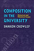 Composition In The University: Historical…