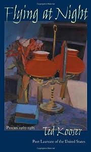 Flying At Night: Poems 1965-1985 (Pitt…