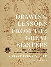 Drawing Lessons from the Great Masters…