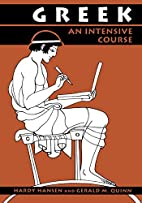 Greek: An Intensive Course, 2nd Revised…
