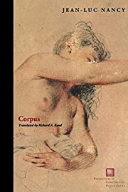 Corpus (Perspectives in Continental…