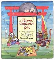 Three Samurai Cats av Eric Kimmel