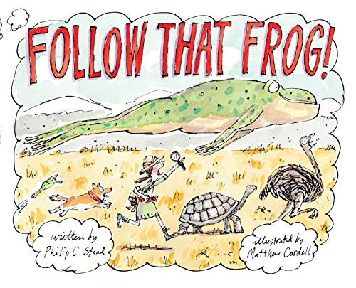 Follow That Frog by Philip Stead