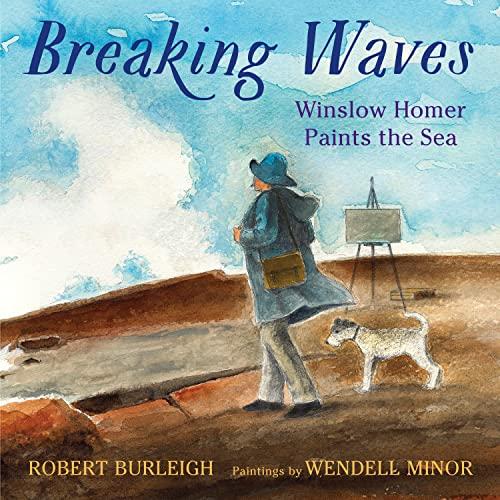 Breaking waves : by Burleigh, Robert,