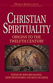 Christian Spirituality: High Middle Ages and…