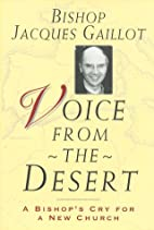Voice From The Desert by Jacques Gaillot