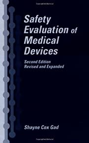 Safety Evaluation of Medical Devices, Second…