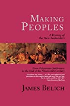Making Peoples: A History of the New…
