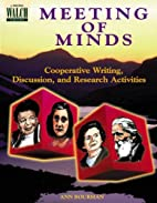 Meeting of Minds by Ann Bourman