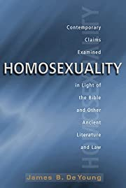 Homosexuality: Contemporary Claims Examined…
