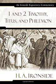 1 and 2 Timothy, Titus, and Philemon…