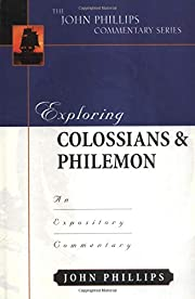 Exploring Colossians and Philemon (John…