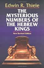 The Mysterious Numbers of the Hebrew Kings…