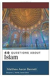 40 Questions About Islam – tekijä:…