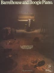 Barrelhouse and Boogie Piano de Eric Kriss