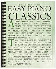 The Library of Easy Piano Classics por Tim…