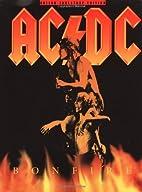 Ac/dc: Bonfire by AC/DC