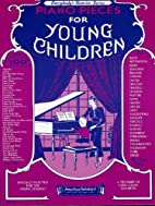 Piano Pieces for Young Children (EFS No.252)…