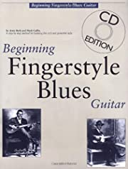 Beginning Fingerstyle Blues Guitar (Book and…