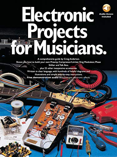 Electronic Projects for Musicians, Anderton, Craig