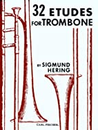 O4883 - 32 Etudes for Trombone by Sigmund…