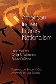 American Indian Literary Nationalism af Jace…