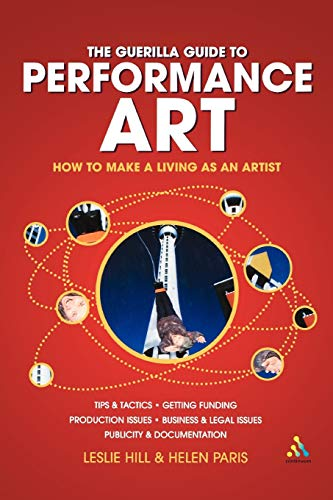 PDF] Guerilla Guide to Performance Art: How to Make a Living