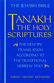 JPS TANAKH: The Holy Scriptures (blue): The…