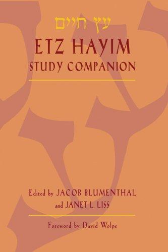 Etz Hayim Study Companion
