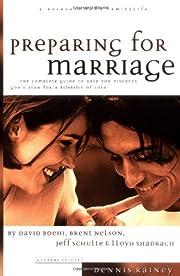 Preparing for Marriage de David Boehi