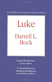 Luke (IVP New Testament Commentaries) by…