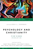Psychology and Christianity: Five Views book cover
