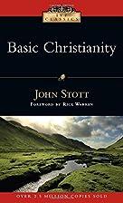 Basic Christianity (Ivp Classics) by John…