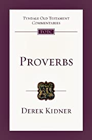 Proverbs (Tyndale Old Testament…