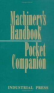 Machinery's Handbook Pocket Companion por…