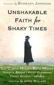 Unshakable Faith for Shaky Times por Joyce…