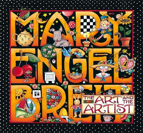 Mary Engelbreit: The Art And The Artist Hardback, Regan, Patrick; Engelbreit, Mary