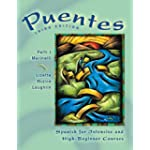Puentes Spanish for Intensive and High Beginner Course