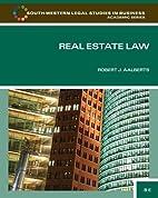Real Estate Law (Real Estate Law (Seidel,…