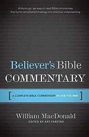 Believers Bible Commentary: Old Testament de…