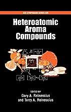 Heteroatomic Aroma Compounds (ACS Symposium…
