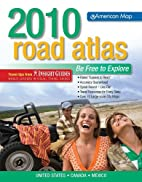American Map United States Road Atlas 2010…
