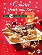 Cookies: Quick and Easy by Hill