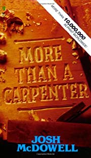 More Than a Carpenter de Josh McDowell