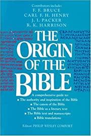 The Origin of the Bible: A Comprehensive…