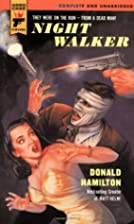 Night Walker by Donald Hamilton