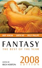 Fantasy: The Best of the Year 2008 by Rich…