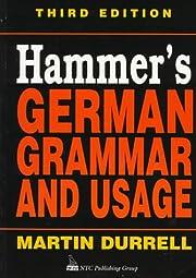 Hammer's German Grammar and Usage (German…
